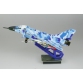 3D J-10 avião quebra-cabeça