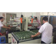 Máquina de impresión de pantalla de vidrio