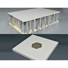Kommerzielle Gebäudedekoration Honeycomb Sandwich Panels