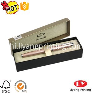 pen box with lid