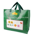 High qualit insulated market pp woven shopping recycle bag