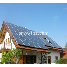 Distributed grid rakabatana solar power generation system