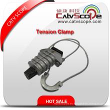 Abrazadera de tensión de cable de suspensión Csp-081 de alta calidad