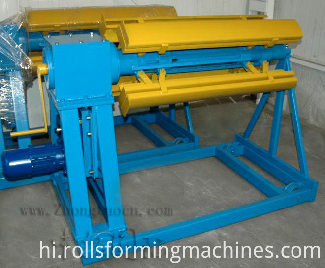 Board Box Roll Forming Machine