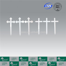 LUXES Grave Markers Cheap Wooden Cheap Cross For Cremation