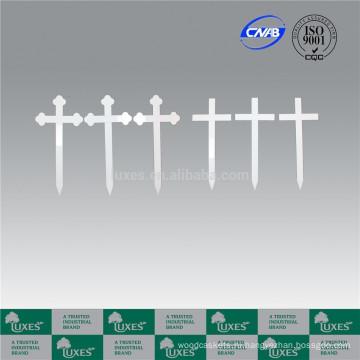 Люкс Cofiin шкатулка аксессуары кресты