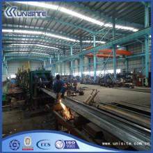Composite sheet pile