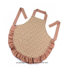 Factrory Price Polyester Cooking Apron