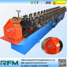 Kielrollenformmaschine, Stahlbahnwalzmaschine