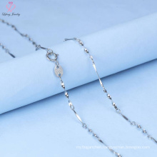 Fashion Design 925 Silver Hand Necklace Chain For Men