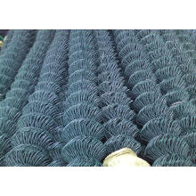 Alibaba china Chain Link Wire Mesh Fencing , PVC Coated Chain Link fences ,Plastic Chain Link Fence ( ISO9001 Certificat