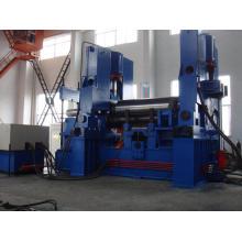 Rolamento de rolos superior universal e máquina de dobra W11s