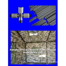 Tenda de fibra de carbono para militares
