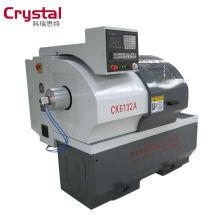 automatische Bohrmaschine CK6132A CNC-Revolverdrehmaschine für Metallverarbeitung