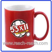 400ml del OEM, taza de café cerámica promocional (R-3002)