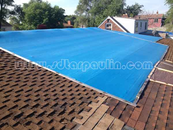 Roof Cover Tarp