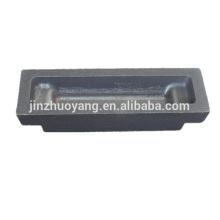 China fabricante CNC usinagem de peças de fundição de liga de aço OEM
