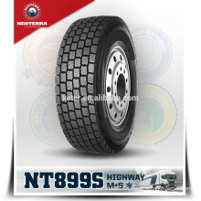 original in China with good quality and best prices 315/80R22.5 winter truck tyres