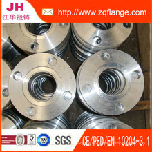 ISO 7005 Pn16 Flange/Material Is Carbon Steel