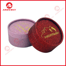 Cosmetic False Eyelashes Packaging Paper Tube Box