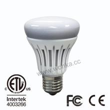 Uma lâmpada LED Energy Star pendente totalmente regulável R20 / Br20