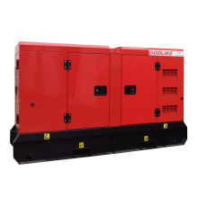 Super silencieux 20kVA générateur électrique alimenté par Western Engine / haute qualité avec CE / ISO approuvé