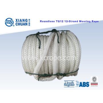 Corde de Mooing de polyester de 12 brins