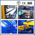 Máquina de doblado hidráulica del CNC del freno de la prensa de la placa de metal (WC67Y-160T 3200)