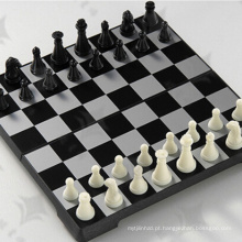 2016 novo conjunto de xadrez de madeira por atacado
