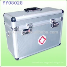 big aluminum medical case from China manufacturer