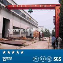 reliable and durable semi gantry crane price
