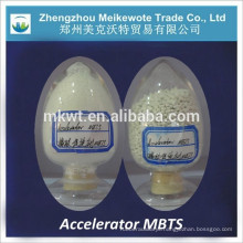 rubber vulcanization agent MBTS (CAS NO.:120-78-5) for rubber conveyor belt