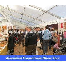 Commercial Marquee & Aluminium Rahmen Tade Show Zelt 25x50m