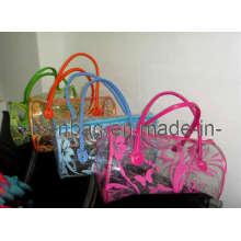 PVC Fashion Beach Handbag (YSBB00-13041)