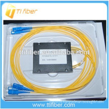 ABS Box Type 2x4 Fiber Optic Splitter