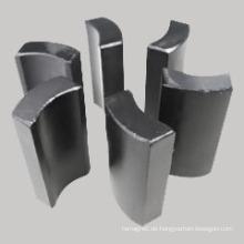 Hochwertiger starker Ferritbogen-Magnet für Verkauf