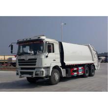 Shacman F3000 6X4 10 toneladas de camiones de basura