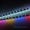 RGB multicolor UCS1903 led meteor shower rain tube lighting waterproof shower light 3d