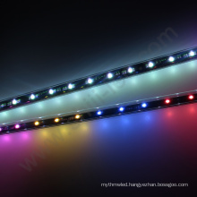 RGB multicolor UCS1903 led meteor shower rain tube lighting waterproof shower light 3d