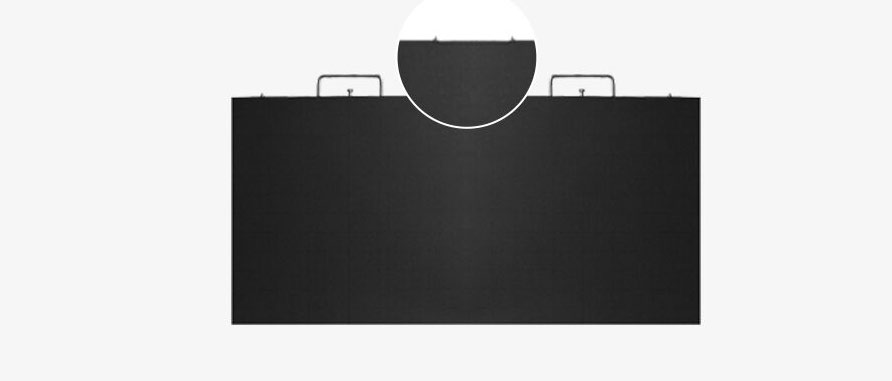 P1.875 Small Pitch led screen with seamless splicing