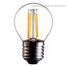 2W LED G45 Filament Bulb with CE RoHS