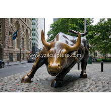 Bronze Bull Sculpture For Outdoor Hot Sale