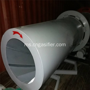 Industrial Mineral Dryer Machine with High Capacity