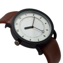 Neue Art Quarz Mode Edelstahl Uhr Hl-Bg-081