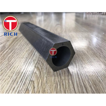 1020 1045 Mechanical Various Shape Hexagonal Steel Tube