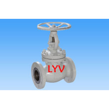 Válvula de globo de acero inoxidable con Bb OS & Y
