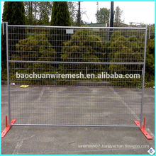 6ftx10ft Temp Fence Panel and Stand/Canada Wire Fence(Factory)