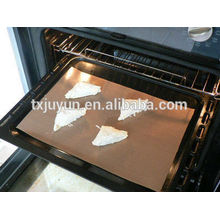 PTFE ( PFOA FREE )non-stick/reusable ptfe baking liner , easier way for cooking
