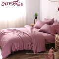 top 5 luxury 5 star hotel High Quality Hotel Bedding Linen Supplier 60sPlainSuper soft cotton flax Bedding Sets