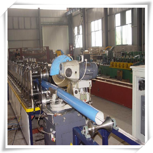 Downpipe Gutter Cold Roll Forming Machine